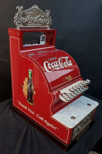 711 Coca Cola Motif $1595.